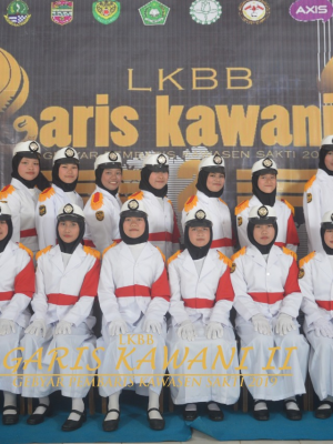 Juara Madya LKBB Tingkat Kwaran Banjarsari